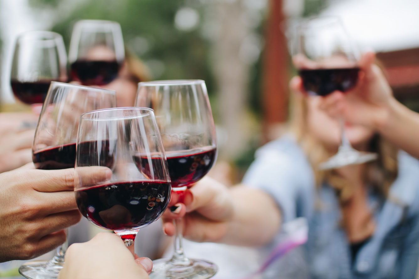 consumo vino