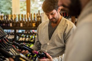 eligiendo vino